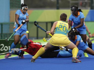 Indias womens hockey team suffer fourth consecutive loss against New Zealand in fivematch series