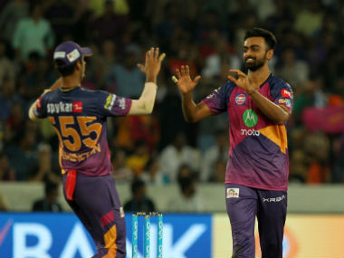 Jaydev Unadkat won the Man of the Match for his haul of 5/30. Sportzpics