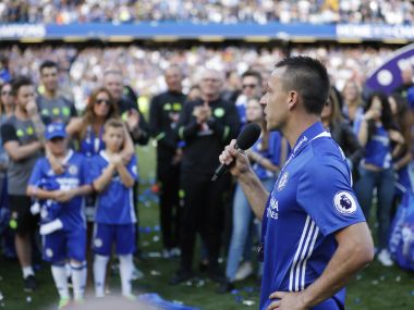Premier League John Terry says Chelsea exit most difficult day but promises to be back