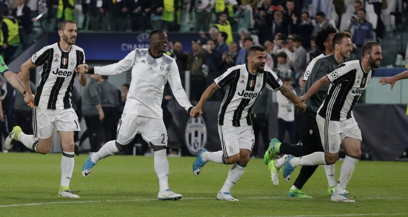 Champions League road to final Real Madrid and Juventus set up Cardiff clash in contrasting styles