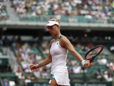 French Open 2017: Angelique Kerber first round exit plunges women's field into further chaos