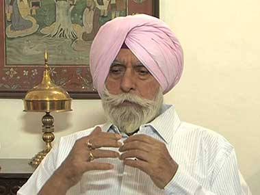 KPS Gill passes away at age 82 Former Punjab DGP suffered cardiac arrest