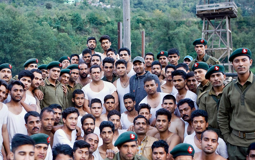 Tubelight Kabir Khan gets Indian Army to train 600 actors for Salman Khan starrer