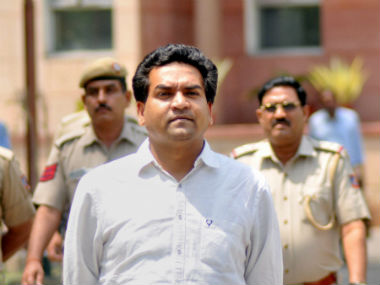 ACB summons Kapil Mishra to join probe on water tanker scam after Kejriwals advisor denies involvement