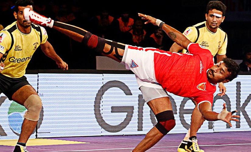 'Pakistani players not welcome for Pro Kabaddi League', says India sports minister