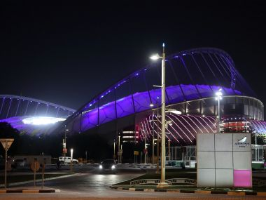 Fifa World Cup 2022 Qatar throws open airconditioned Khalifa Stadium to host Emir Cup final