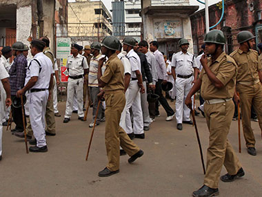 March to Nabanna Tight police arrangements in place for Left Fronts peasants rally in Kolkata