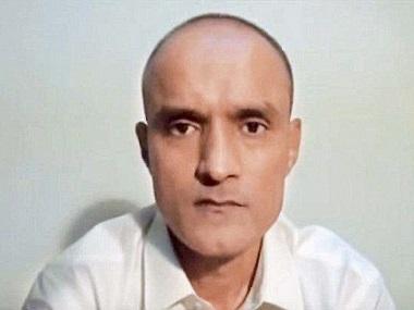 File photo of former Indian naval officer Kulbhushan Jadhav. PTI