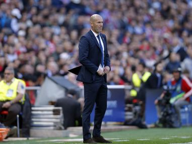 La Liga: Real Madrid haven't won anything yet and must hold their nerve, says coach Zinedine Zidane
