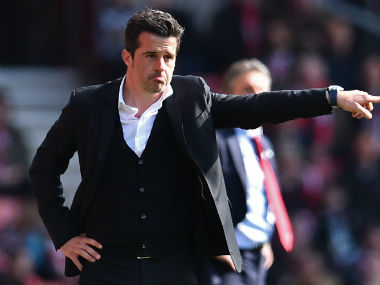 Premier League Everton boss Marco Silva says theres no need to panic despite string of poor results in recent weeks