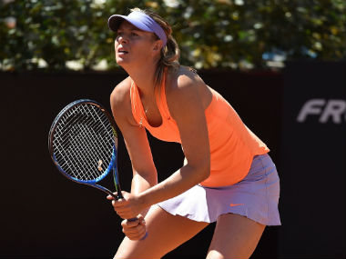 Maria Sharapova handed wildcard entry to Cincinnati Masters ahead of US Open