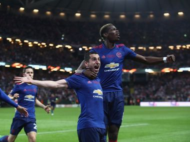 Highlights Europa League final Manchester United vs Ajax Amsterdam football score and updates United win title