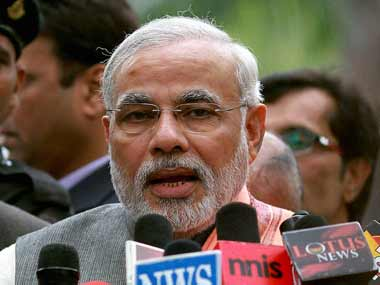 Narendra Modi announced compensation of Rs 2 lakh each. PTI file image