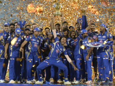 IPL 2017: Mumbai Indians prevail over Rising Pune Supergiant in thrilling final to win record third title