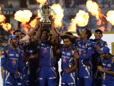 IPL 2017: Mumbai Indians' record third title a fruit of their all-round brilliance and self belief