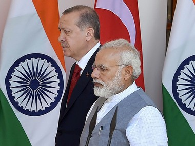 Narendra Modi govt must act cautiously in dealing with Turkeys Erdogan not fuel a radical Islamist fire
