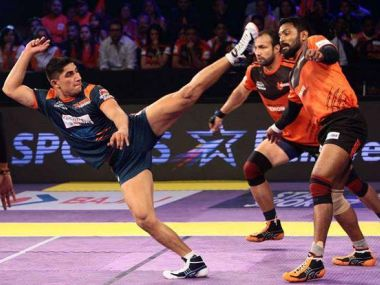 Pro Kabaddi League 5: Raider Nitin Tomar tops auction, emerges as costliest buy at Rs 93 lakh
