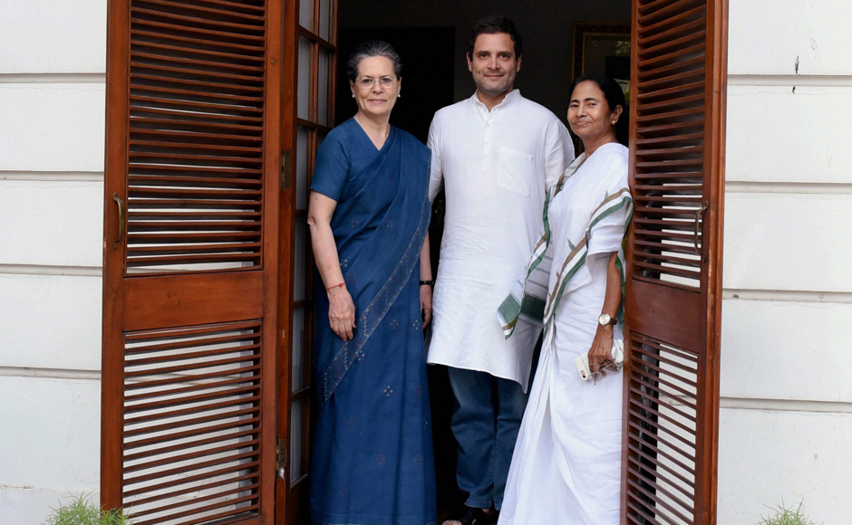 Mamata Banerjee meets Sonia Gandhi: Is common presidential candidate on Opposition's cards?