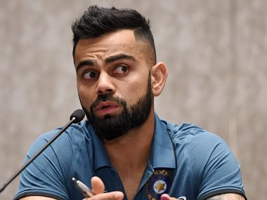 Champions Trophy 2017: Virat Kohli questions why failure is a matter of 'life and death' for sub-continent cricketers
