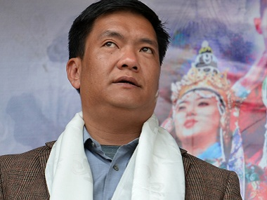 Pema Khandu assures safety to govt employeess after miscreants attack official in Arunachal Pradesh
