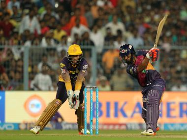IPL 2017 RPS Rahul Tripathi showed against KKR why he is the find of the tournament