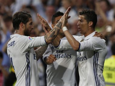 La Liga: Real Madrid a point away from winning title and ending Barcelona's reign as Spanish champions