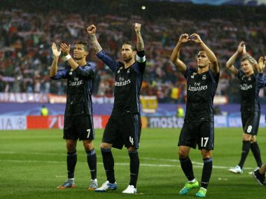 Champions League: Real Madrid survive early Atletico onslaught to make 2nd straight final