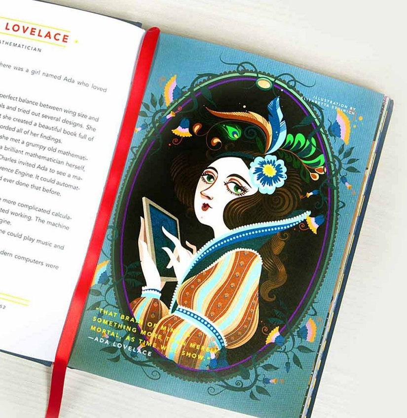 Rebel Girls, rise: We need feminist stories for our daughters; tales that empower and inspire