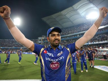 IPL 2017: Mumbai Indians skipper Rohit Sharma says he never lost faith in his pacers after one-run win