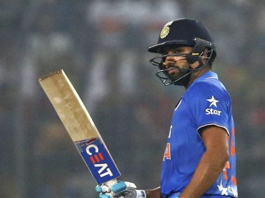 Champions Trophy 2017: Rohit Sharma to be back in the opening slot in practice match against Bangladesh