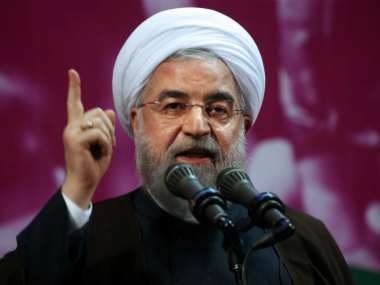 Hassan Rouhani rebukes Donald Trump's speech on Iran, says US is isolated in its opposition to nuclear deal