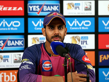 IPL 2017: MS Dhoni shifted momentum in favour of RPS with outstanding shots, says Manoj Tiwary