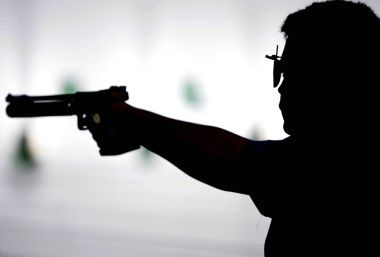 ISSF World Cup Neeraj Kumar shines on a disappointing day for Indian shooters
