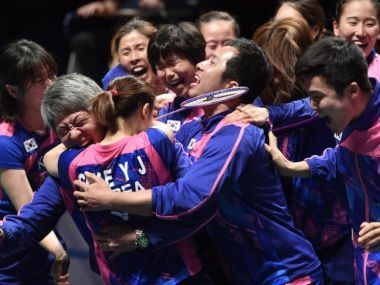 Sudirman Cup 2017 South Korea beat China to clinch title after 14 years