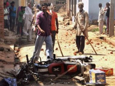 Saharanpur violence Human rights watchdog CHRI condemns attacks on Dalits seeks probe