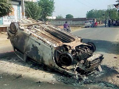 Saharanpur violence Bad blood between Dalits upper castes puts BJP in a catch22 situation