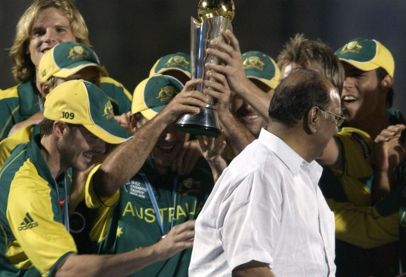 ICC Champions Trophy From Australias arrogance to Pakistans doping scandal 5 top controversies