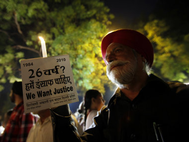 Delhi HC grants bail to 1984 Sikh riots convict on humanitarian grounds