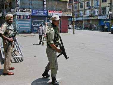 Police impose restrictions in three areas of Srinagar citing law and order reasons. PTI