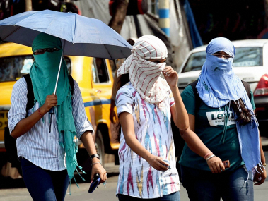 Sunstroke toll rises to 16 in Odisha Heatwaves take four more lives Angul sizzles at 431 degress Celsius