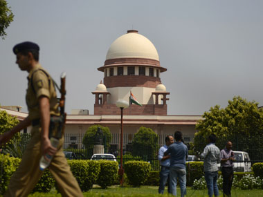 Triple talaq issue SC suggests Centre put in place law instead of waiting for court to decide judicially