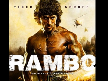 Rambo remake As Tiger Shroff channels Stallone Hollywood star hopes original wont be wrecked
