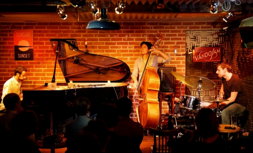 A Global Jazz Experience Dont Miss EYM Trio on their return to India this month