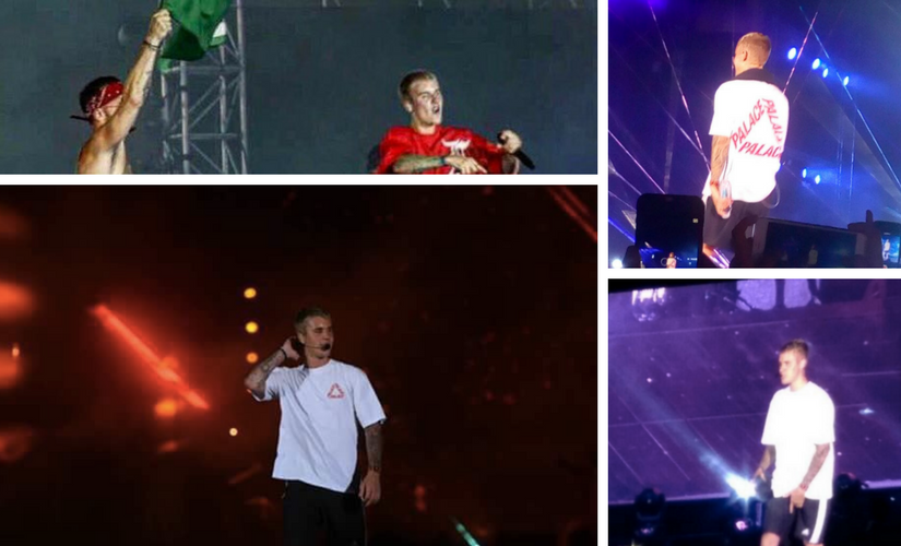 Glimpses of Bieber