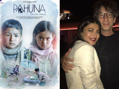 Cannes 2017 Day 6: Priyanka Chopra's Sikkimese film unveiled, Shruti Haasan meets Neil Gaiman