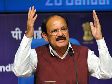 Centre batting for inclusion of sports in academic curriculum says Venkaiah Naidu