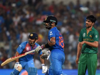 India vs Pakistan: Champions Trophy clash will be decided by how Virat Kohli and Co tackle pace brigade