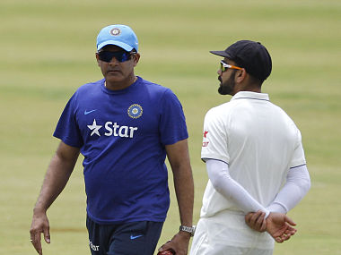 BCCI trying to fix something that isnt broken by looking to replace Indian head coach Anil Kumble