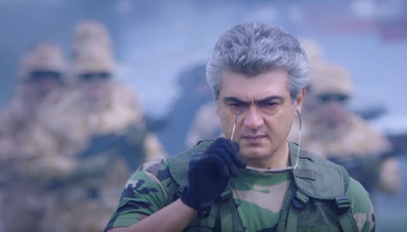 Ajith Kumar in 'Vivegam'