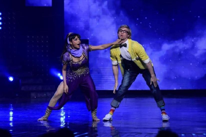 Nach Baliye 8 Episode 13: Sanaya-Mohit impress with spooky-horror act; Aashka-Brent bid adieu